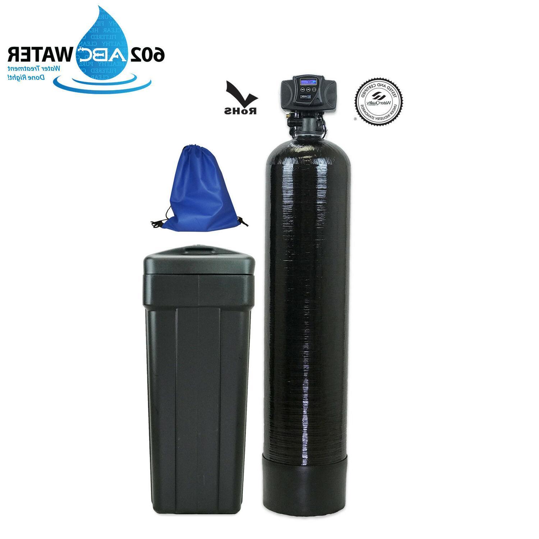 ABCwaters built Fleck 5600sxt Water Softener + Carbon Filter
