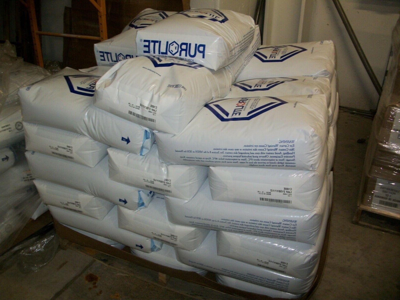 c100e water softener resin 1 cubic foot