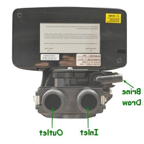 Clock For Softener Resin Tank Diameter