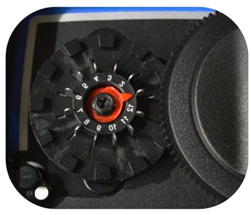Clock Control For Filter Softener Resin 9''-11'' Diameter