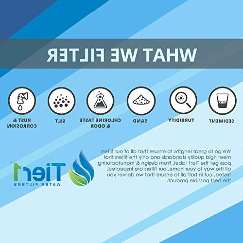 Tier1 48,000 Efficiency Digital Softener for Water Black