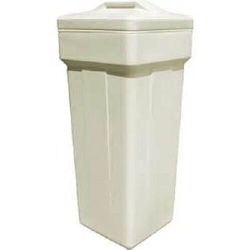 complete square brine tank for water softener