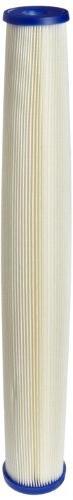 Pentek PENTEK-ECP20-20 Pleated Sediment Water Filters - 20 M