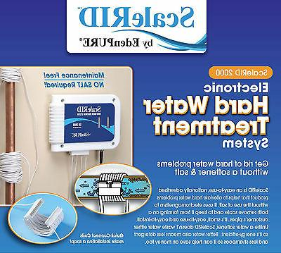 EdenPURE Treatment System ScaleRID