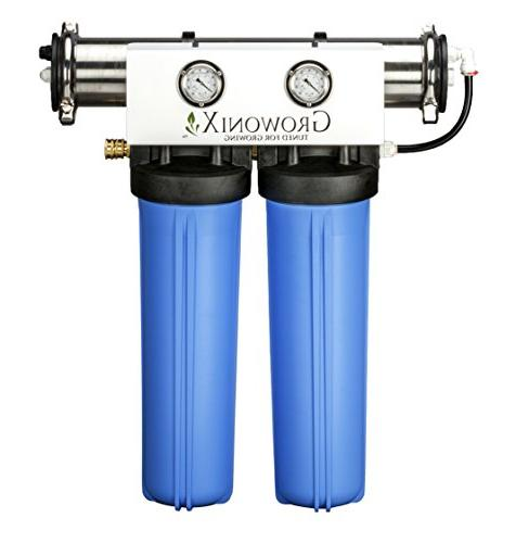 ex1000 tall reverse osmosis system