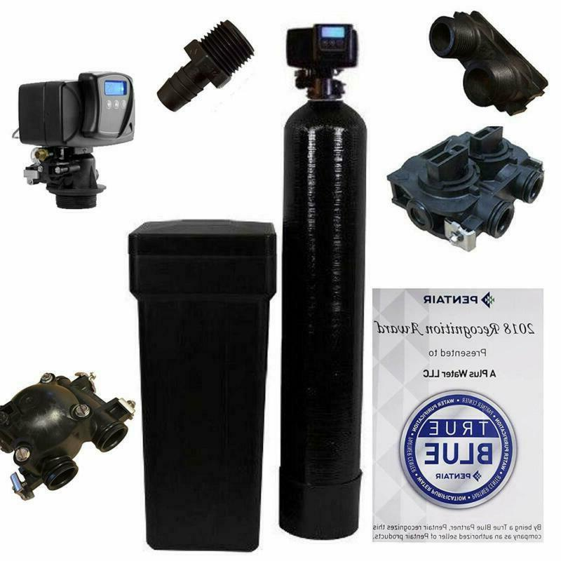 fleck 5600sxt 64 000 grain water softener