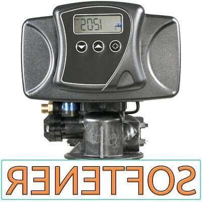 fleck 5600sxt water softener valve digital metered