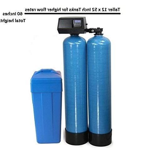 DuraWater Softener, Grains, Blue