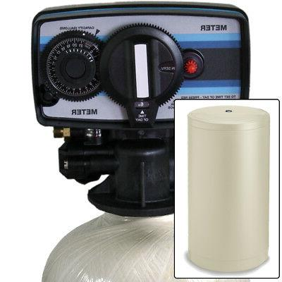 Softener - Tannin Removal Filter Water system 2 cu ft High F