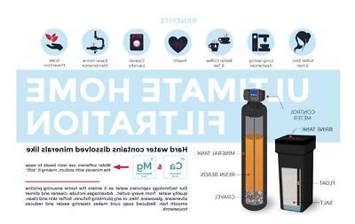 PREMIER + IRON FILTER WATER SYSTEM KDF 85 grain 10x54