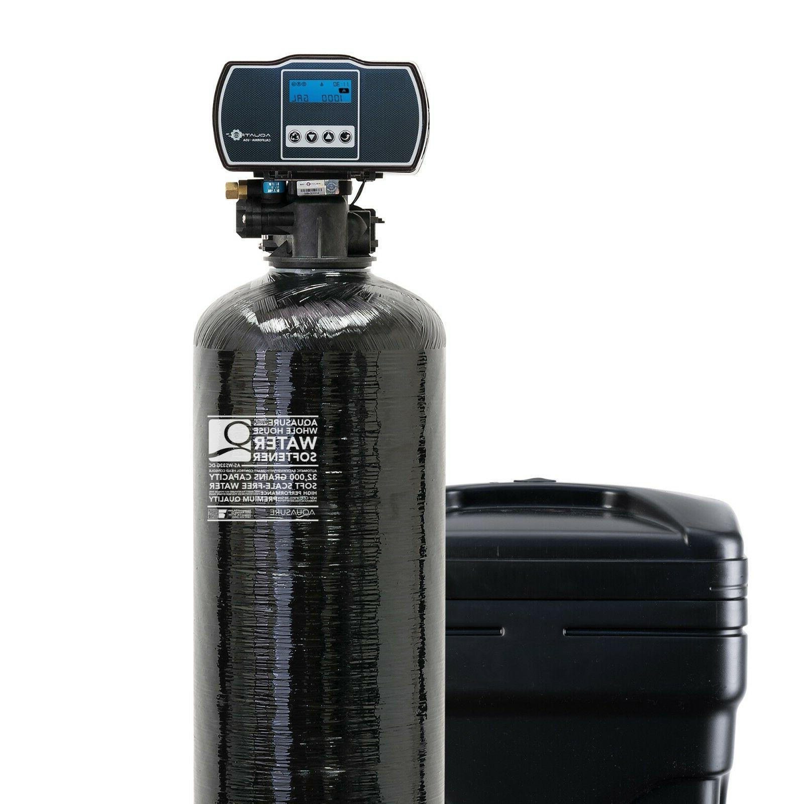 Aquasure Harmony Series Whole House Water Softener w/High Ef