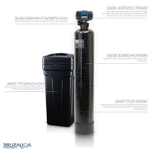 Aquasure Harmony Whole House Water Efficiency Metered Head