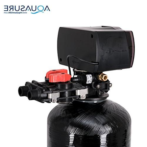 Aquasure Series Whole House Water Softener Efficiency Control Head