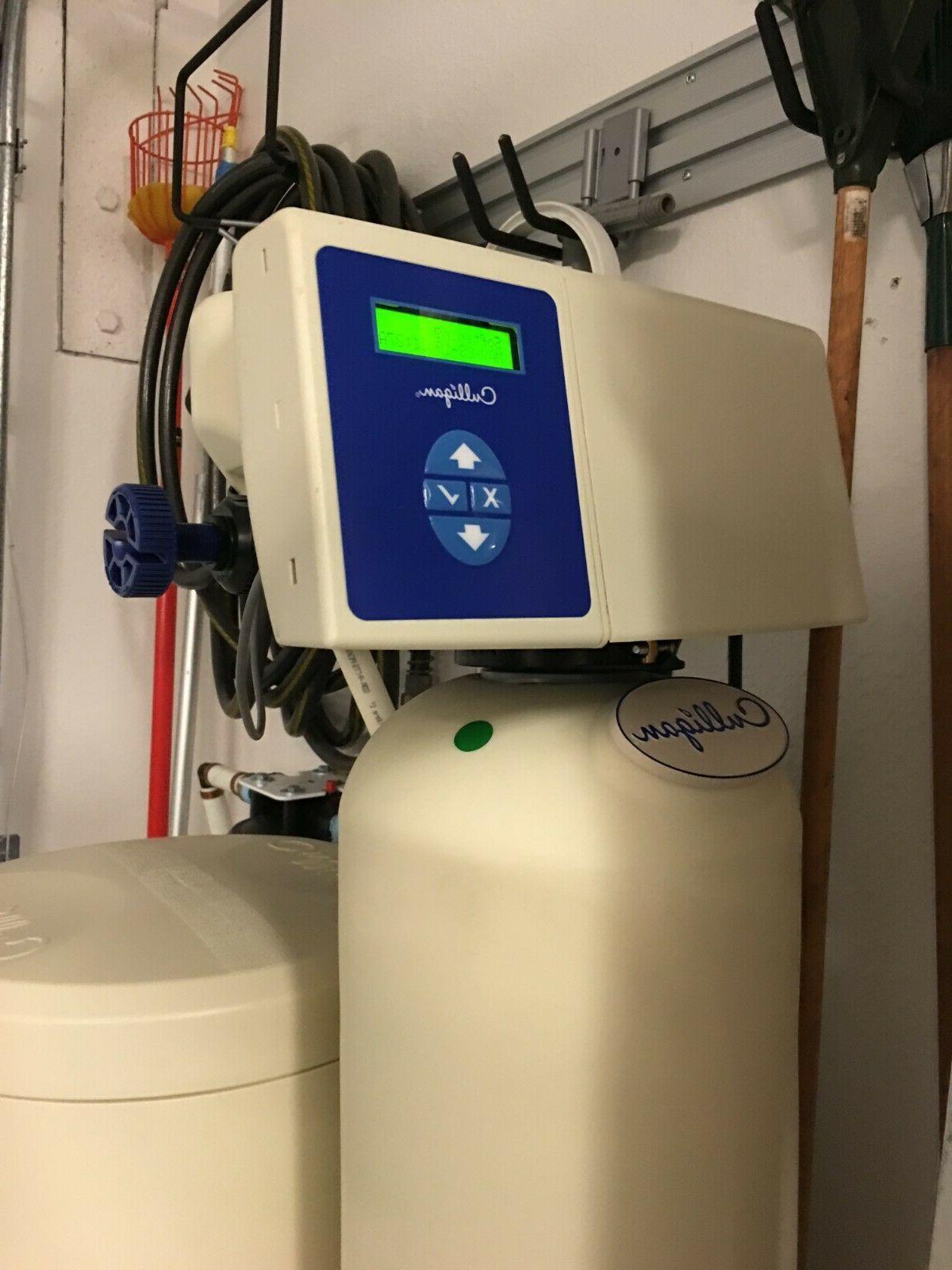 he series high efficiency water softener