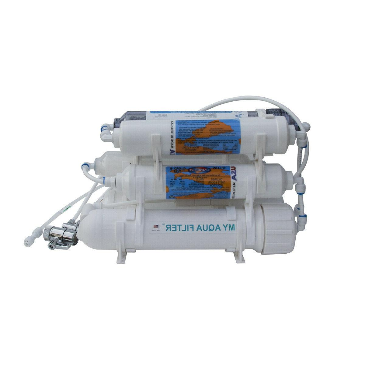 heavy duty 6 stage orp softener portable