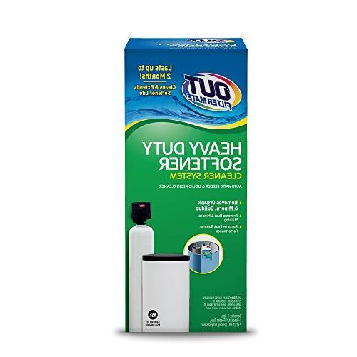 heavy duty liquid softener cleaner