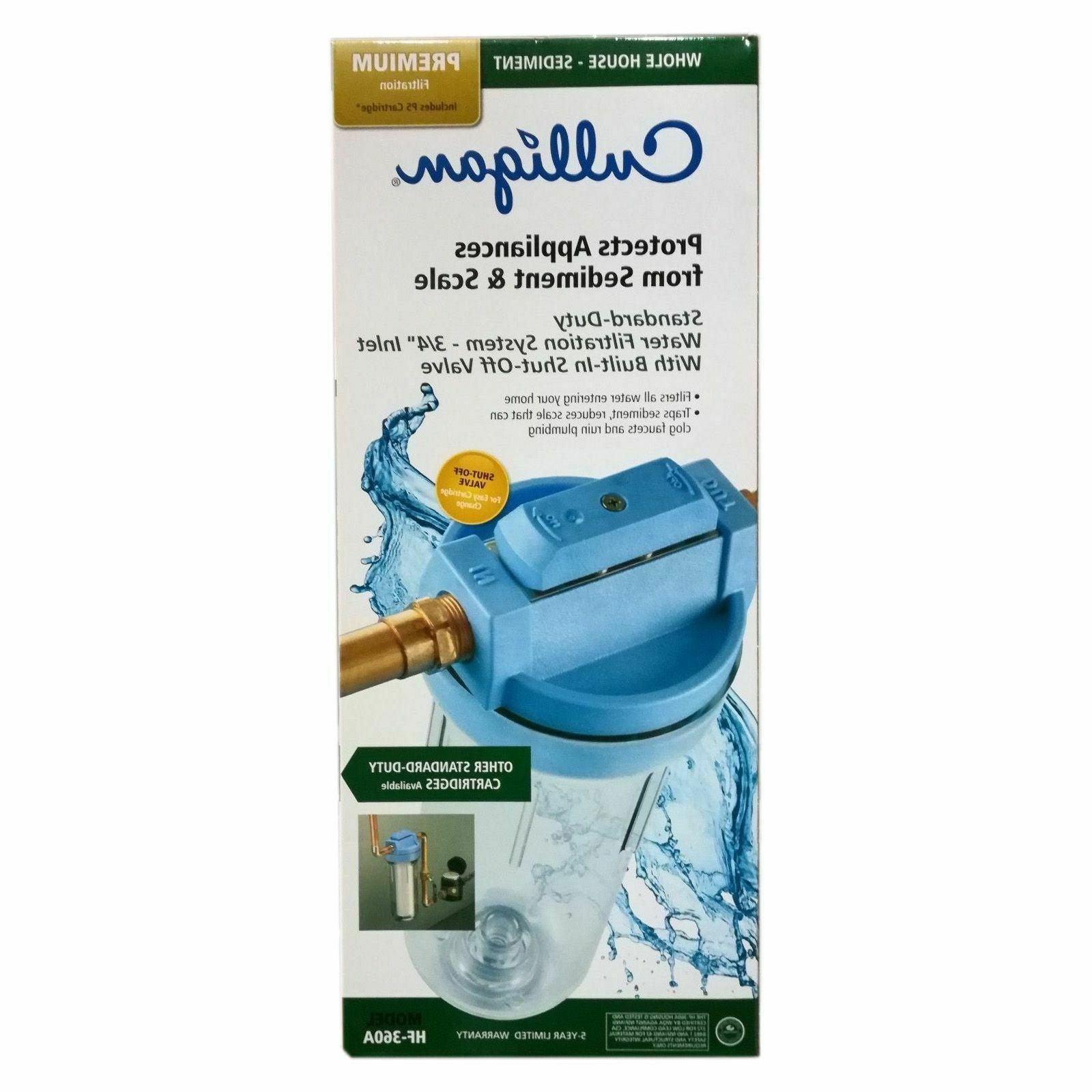 Culligan HF-360 Culligan HF-360 Whole House Water Filter Sys