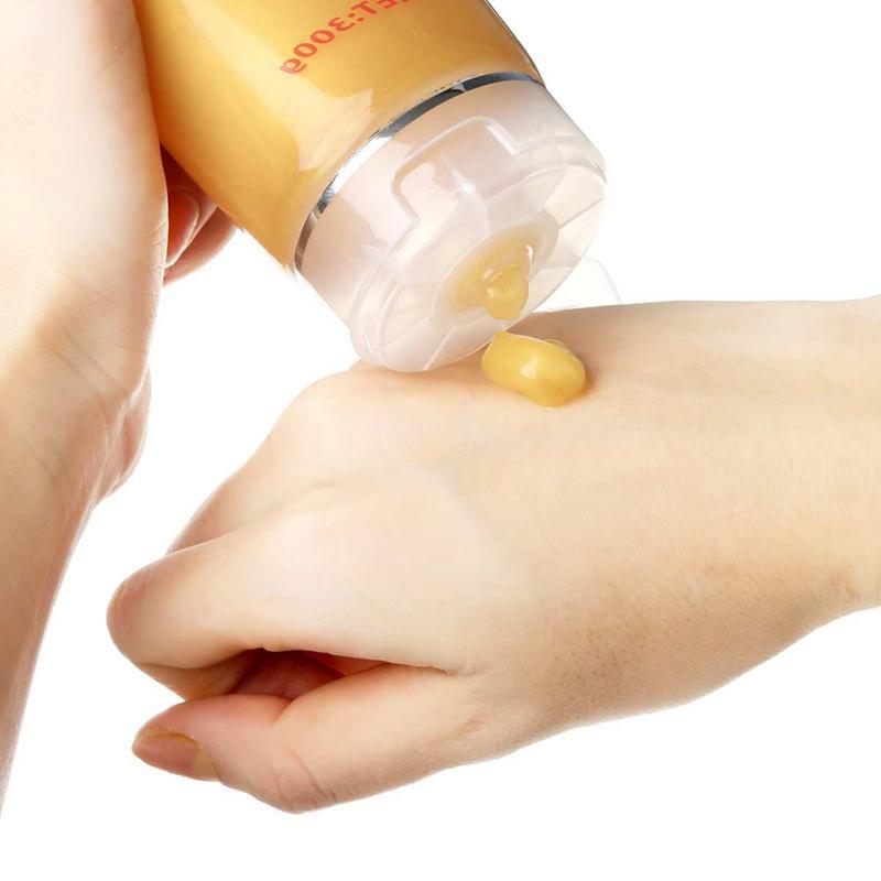 Ultrasonic Machine Moisturizing Gel Gel <font><b>Massager</b></font> Beauty Lifting Body Slimming Cream