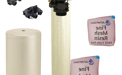 IRON Pro 2 Combination water softener iron filter Fleck 5600