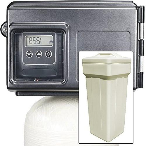iron combination softener filter