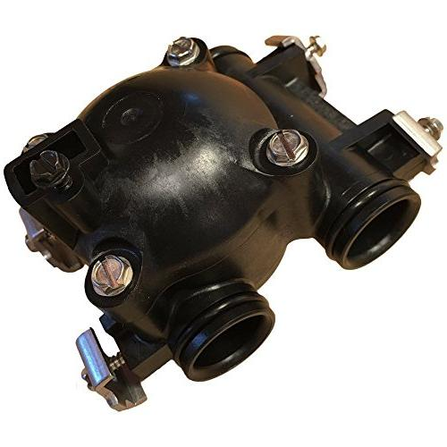 ABCwaters 48k-56sxt-fm pro mesh Fleck Softener 48,000 Iron Filter System 48k