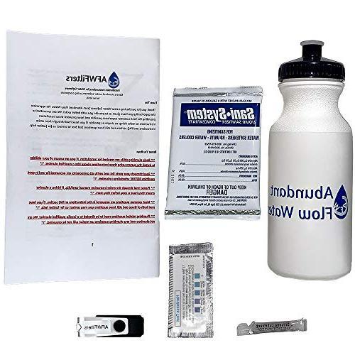 AFW Iron pro 3 48k Softener, Black