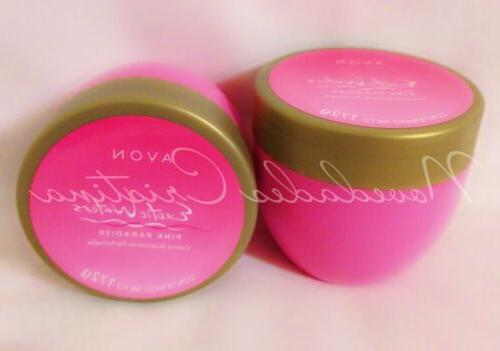 lot of 2 exotic waters pink paraside