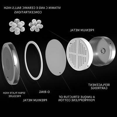 Luxury Head Set, 4.7″ Rain Water
