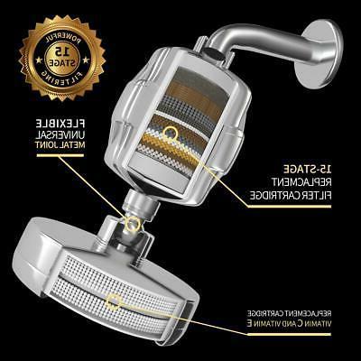 Luxury Filtered Set, 4.7″ Rain Water Softener