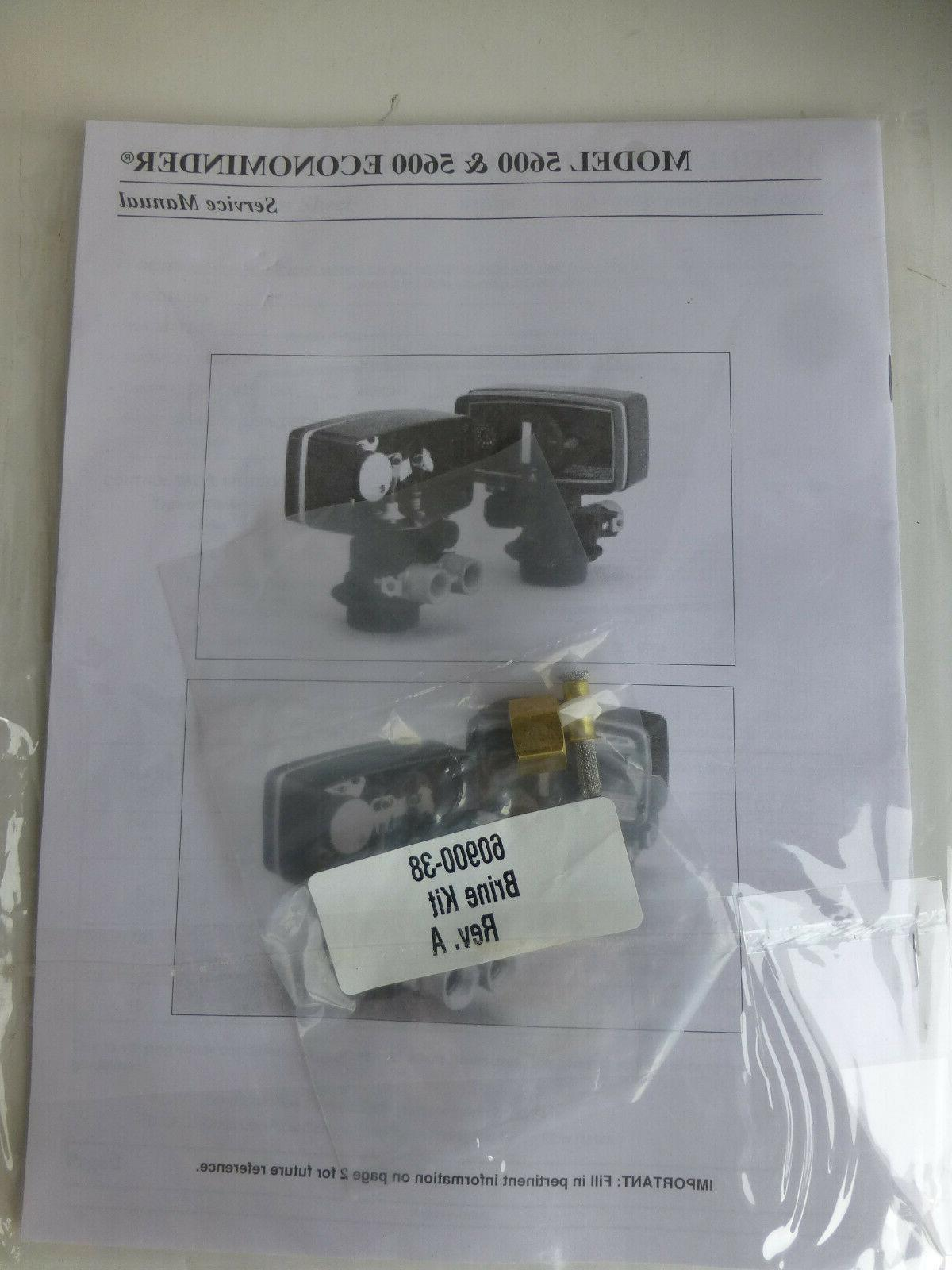Model kit & service manual 60900-38