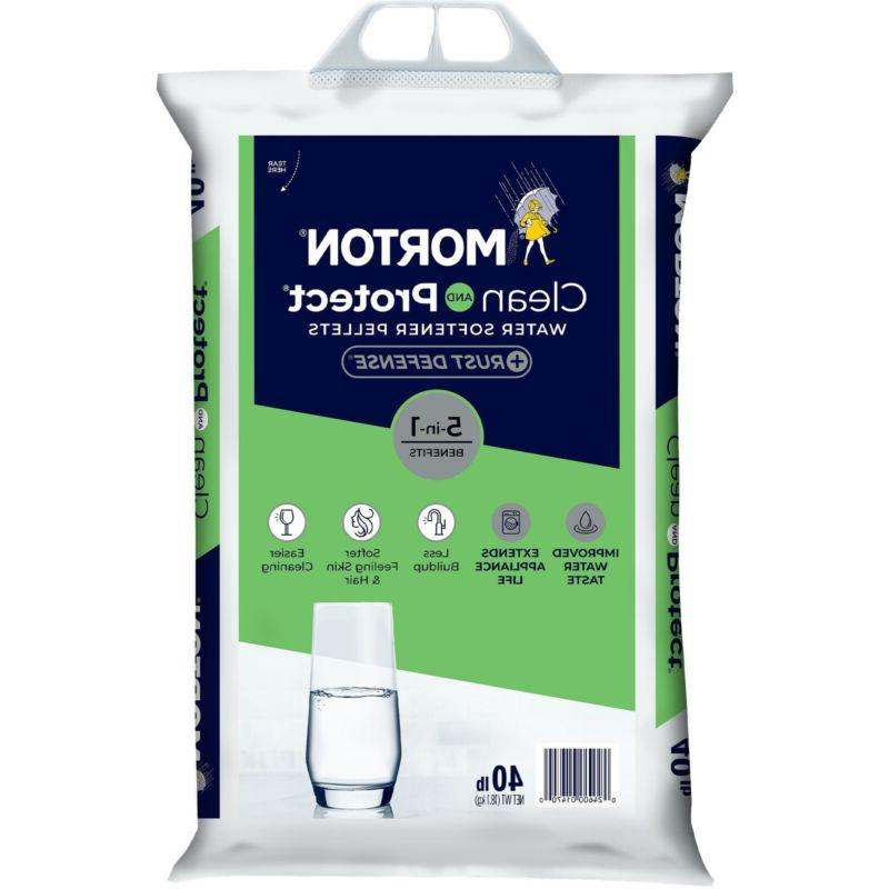Morton® Clean and Protect® Plus Rust Defense® Water Softe