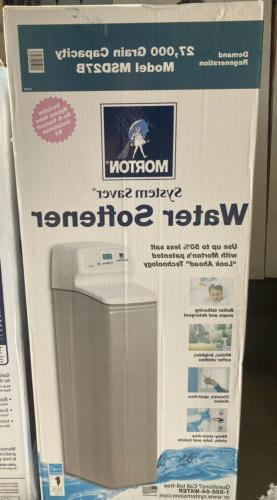 Morton Capacity System Softener