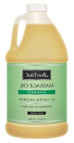 naturale massage oil