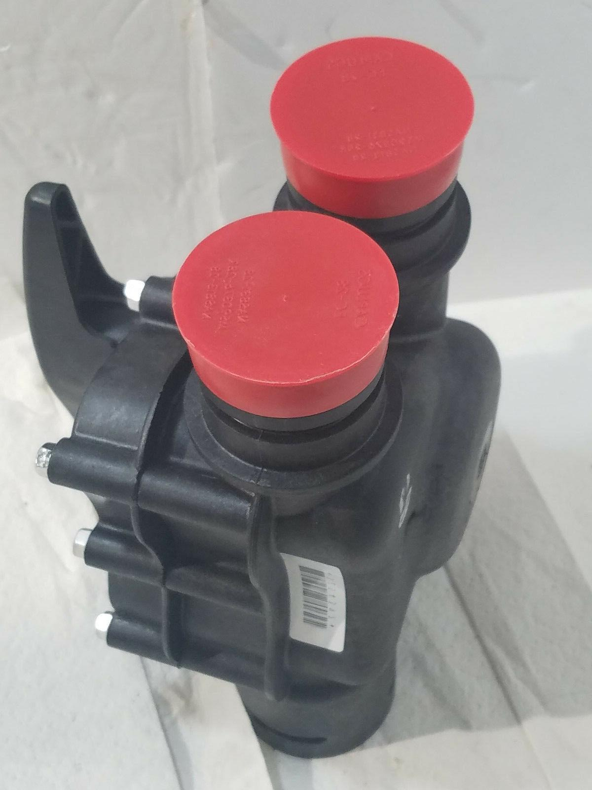 New Kinetico Black Water Softener Bypass