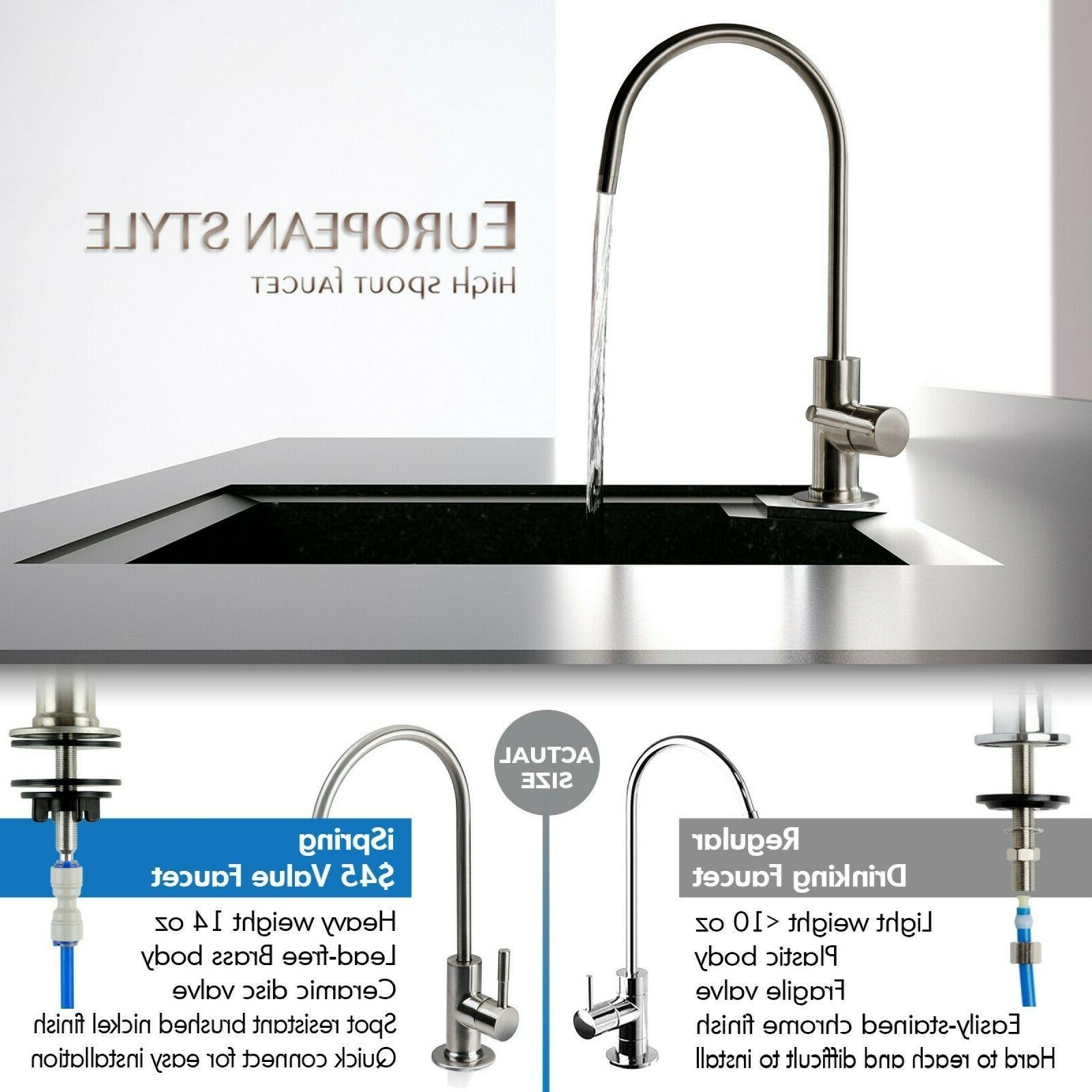New 7 Stage Water Filter