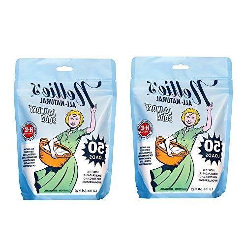 nls 50 laundry soda