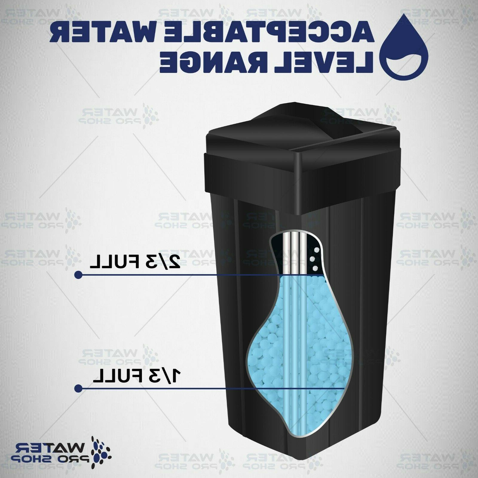 Water Salt Tank Safety Black x