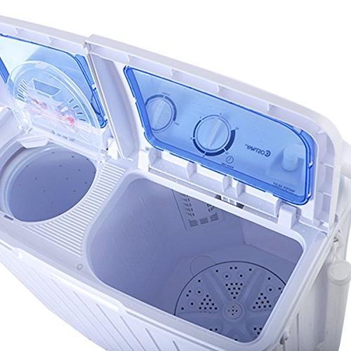 Giantex Portable Twin Machine Washer