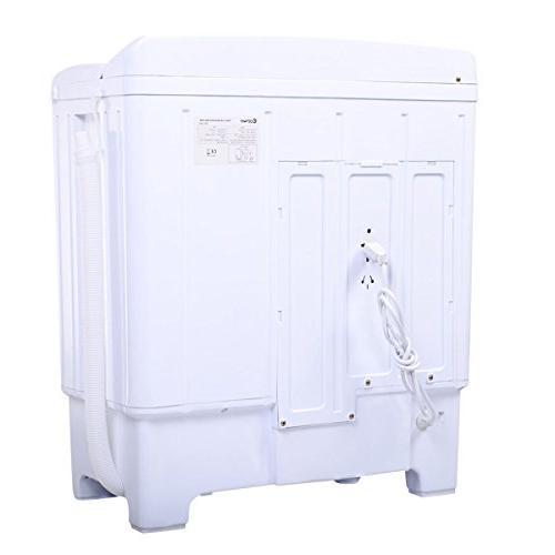 Giantex Twin Tub 11lb Machine