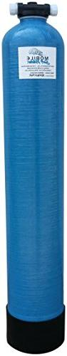 Portable 'Mobile-soft-water' Water Softener 32,000 Grain Cap