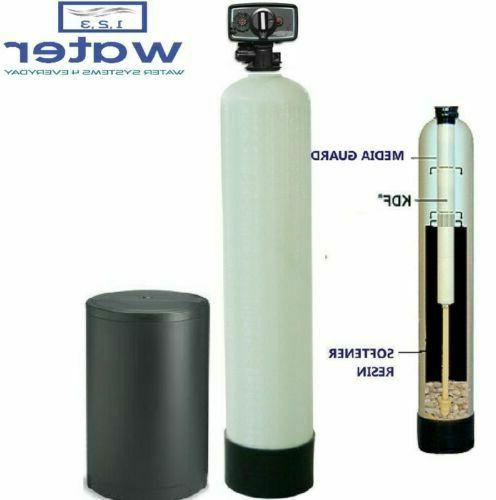 premier well water softener and iron reduction