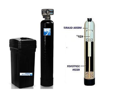 premier well water softener and iron remover