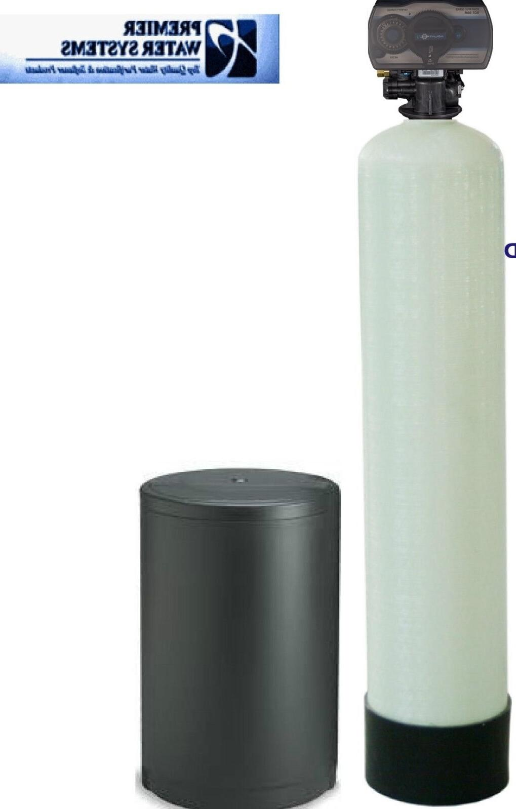 Premier Whole House Water Softener Meter Valve 64000 Grain.1