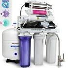 iSpring #RCC1UP-AK 7-Stage 100 GPD Reverse Osmosis Water Fil