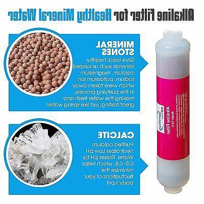 iSpring RCC1UP-AK WQA GOLD SEAL 100GPD Reverse Osmosis Filter