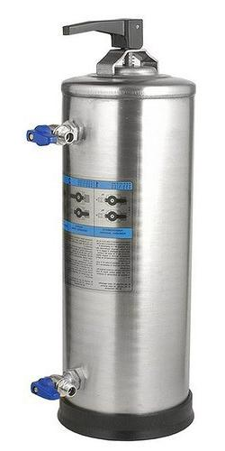 European Gift C450 Water Softener, Steel