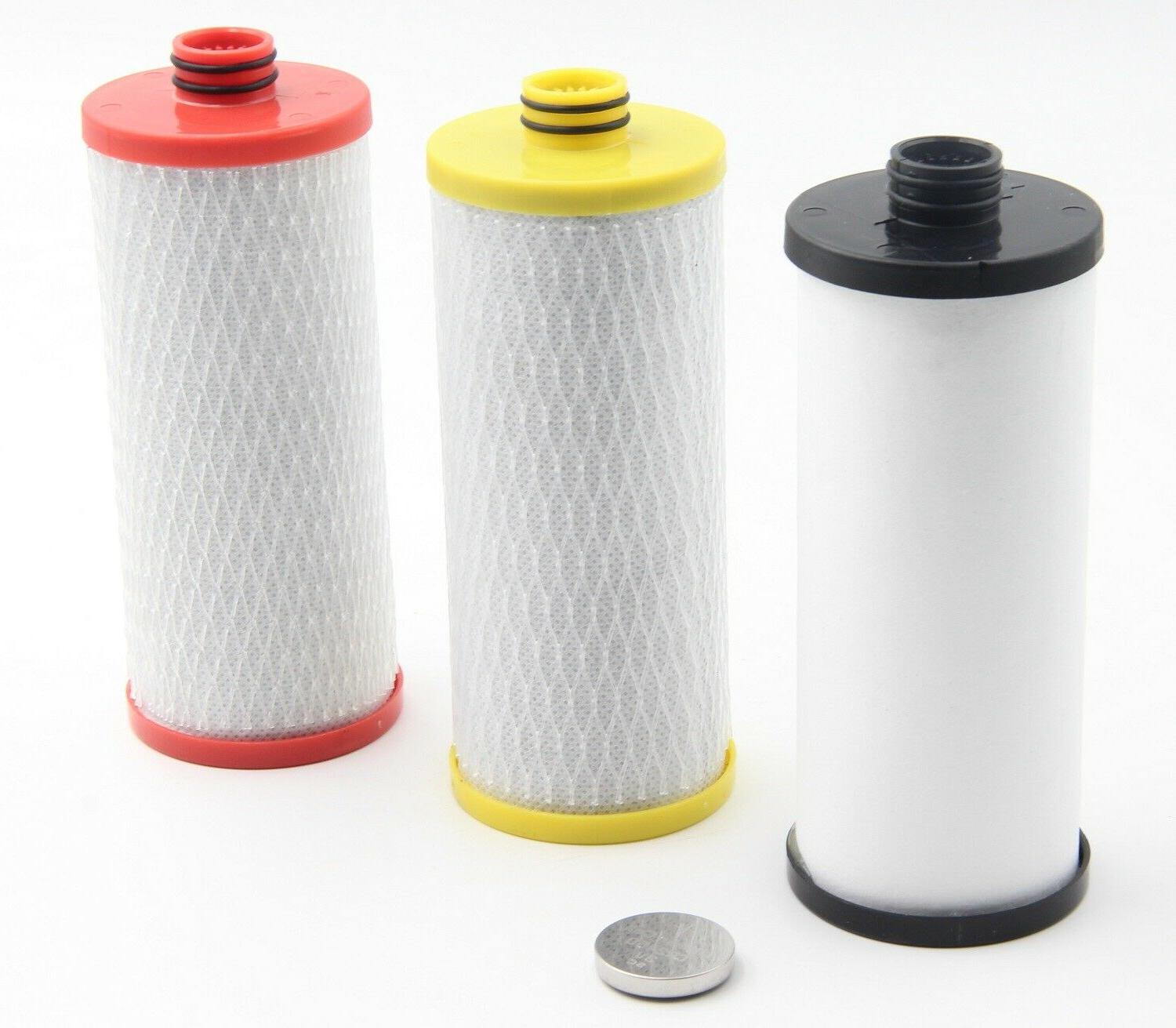 replacement filter for under counter water filter