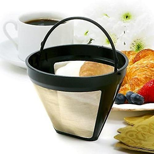 reusable cone coffee filter permanent