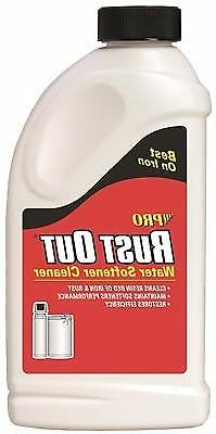 RUST OUT® WATER SOFTENER CLEANER AND IRON REMOVER, 1.5 LBS