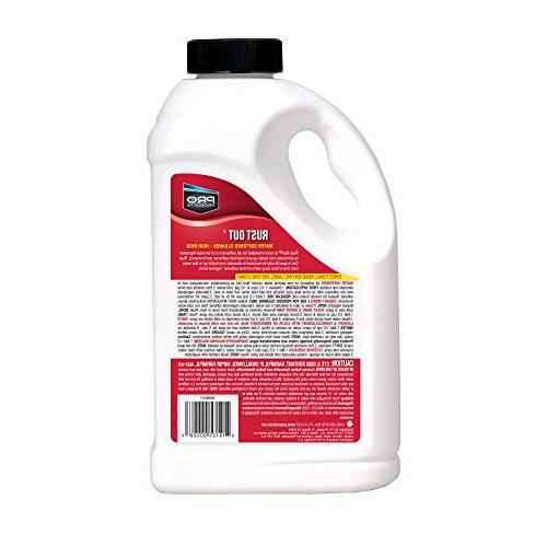 Pro RO65N Rust Out Cleaner And Remover, lb.